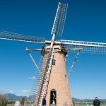 University Flying Club Jandakot VH-EZT Trip to the lily dutch windmill and albany narrikup