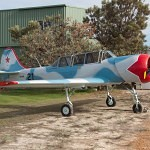 Serpentine SABC SAAA fly in aviation ufc uni flying club jandakot formation yak