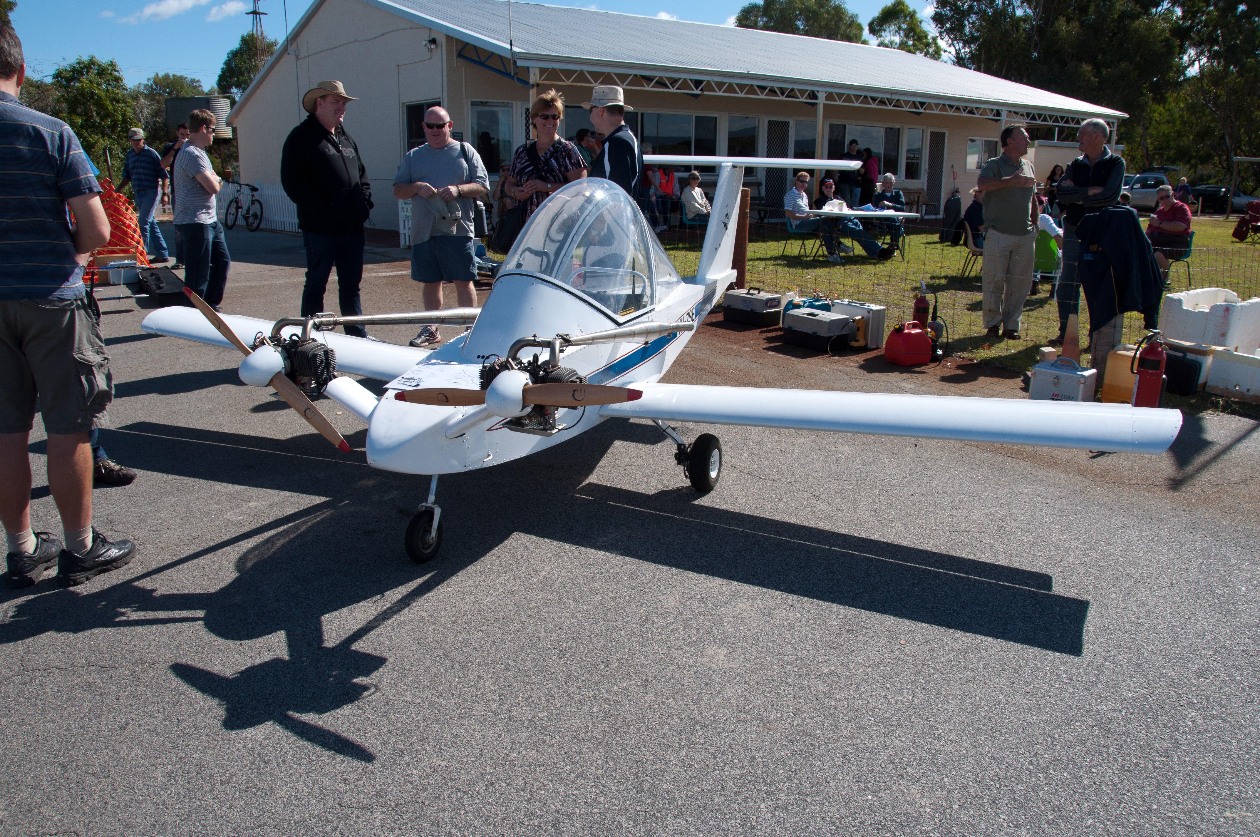 Serpentine SABC SAAA fly in aviation ufc uni flying club jandakot cri cri