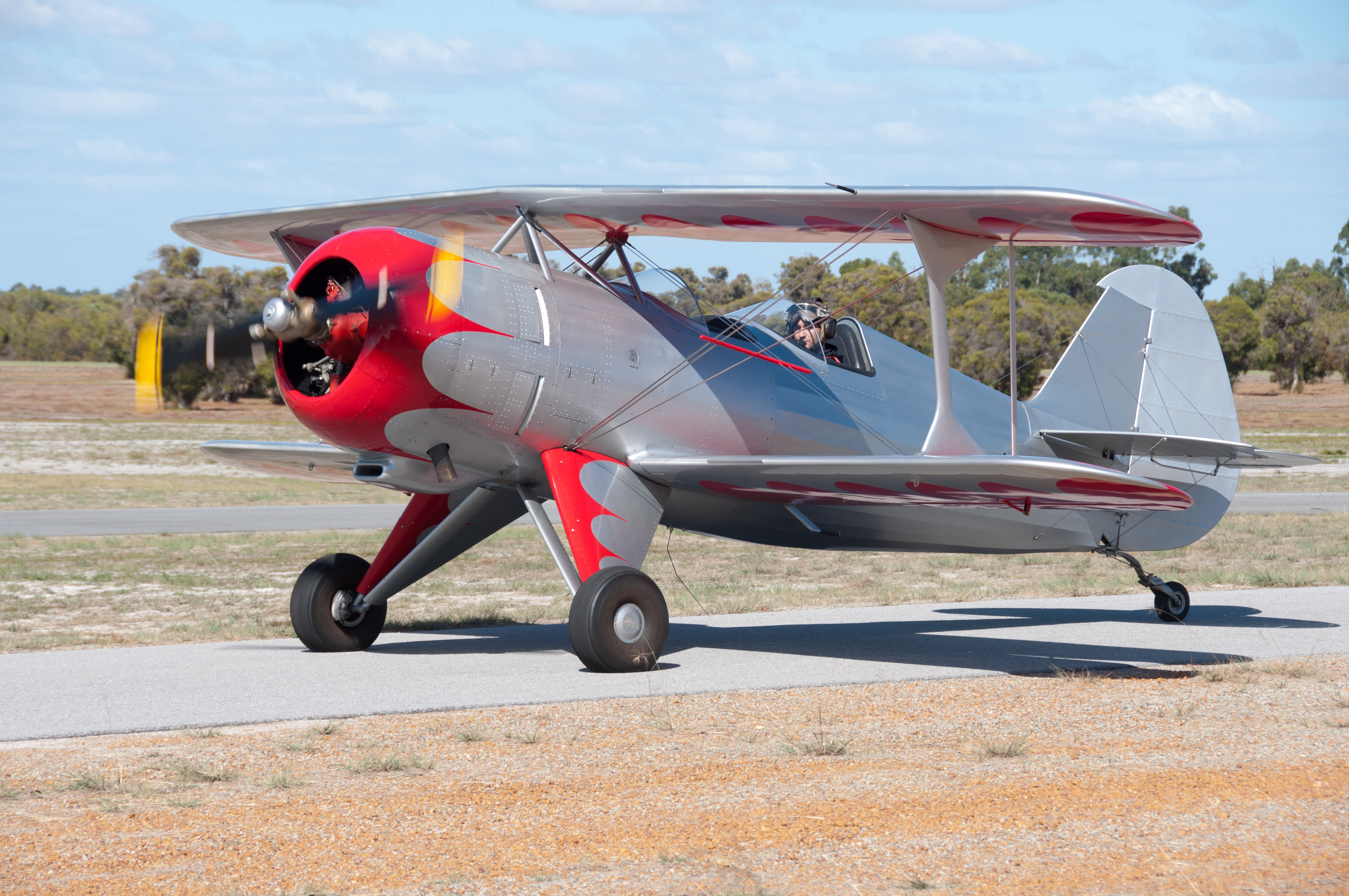 Serpentine SABC SAAA fly in aviation ufc uni flying club jandakot culp special