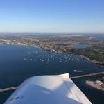 flying training in perth wa