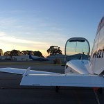 University Flying Club VH-EZT Jandakot Flight Training