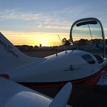 private aircraft hire jandakot VH-EZT