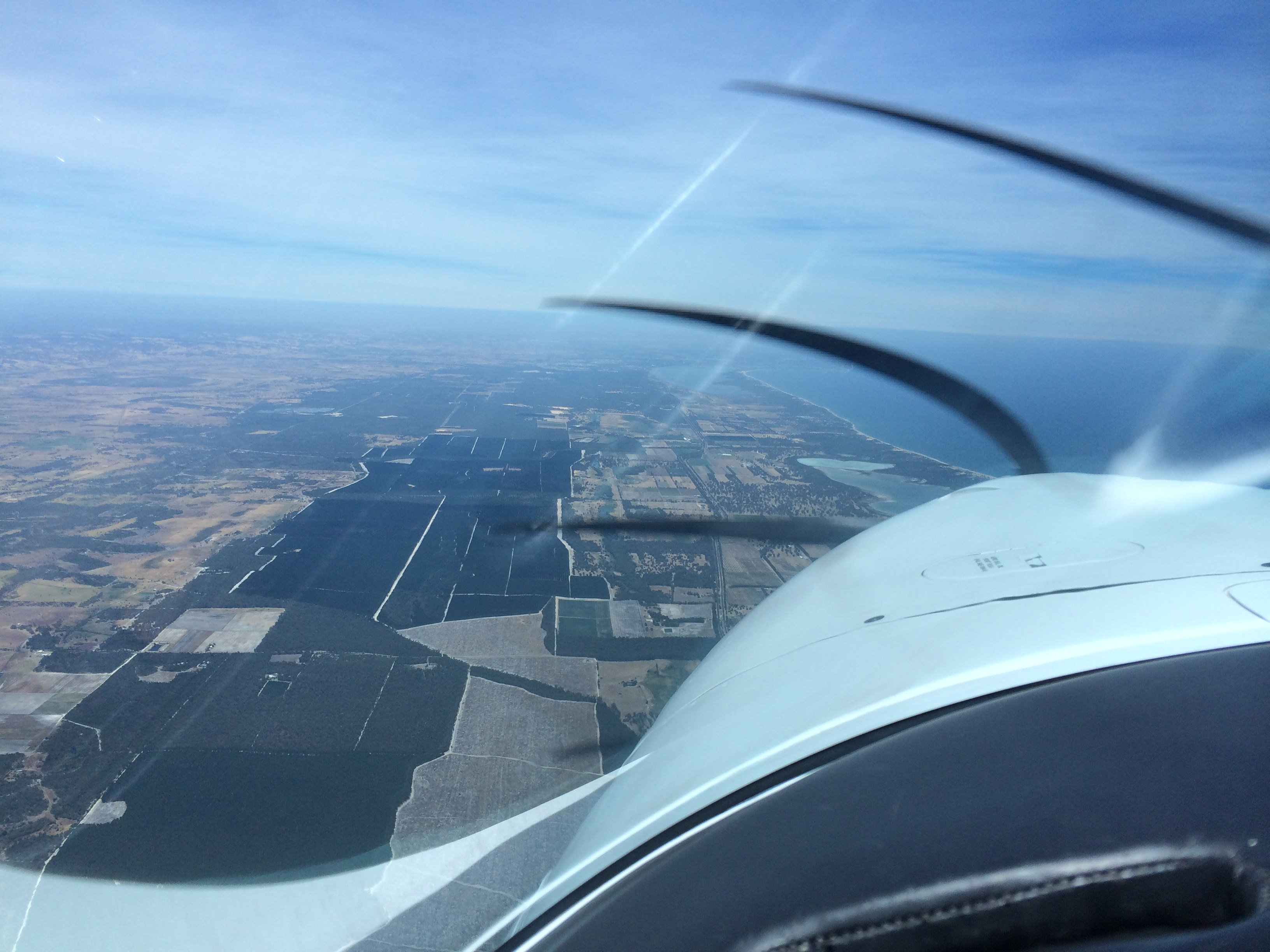 rent aircraft in perth western australia