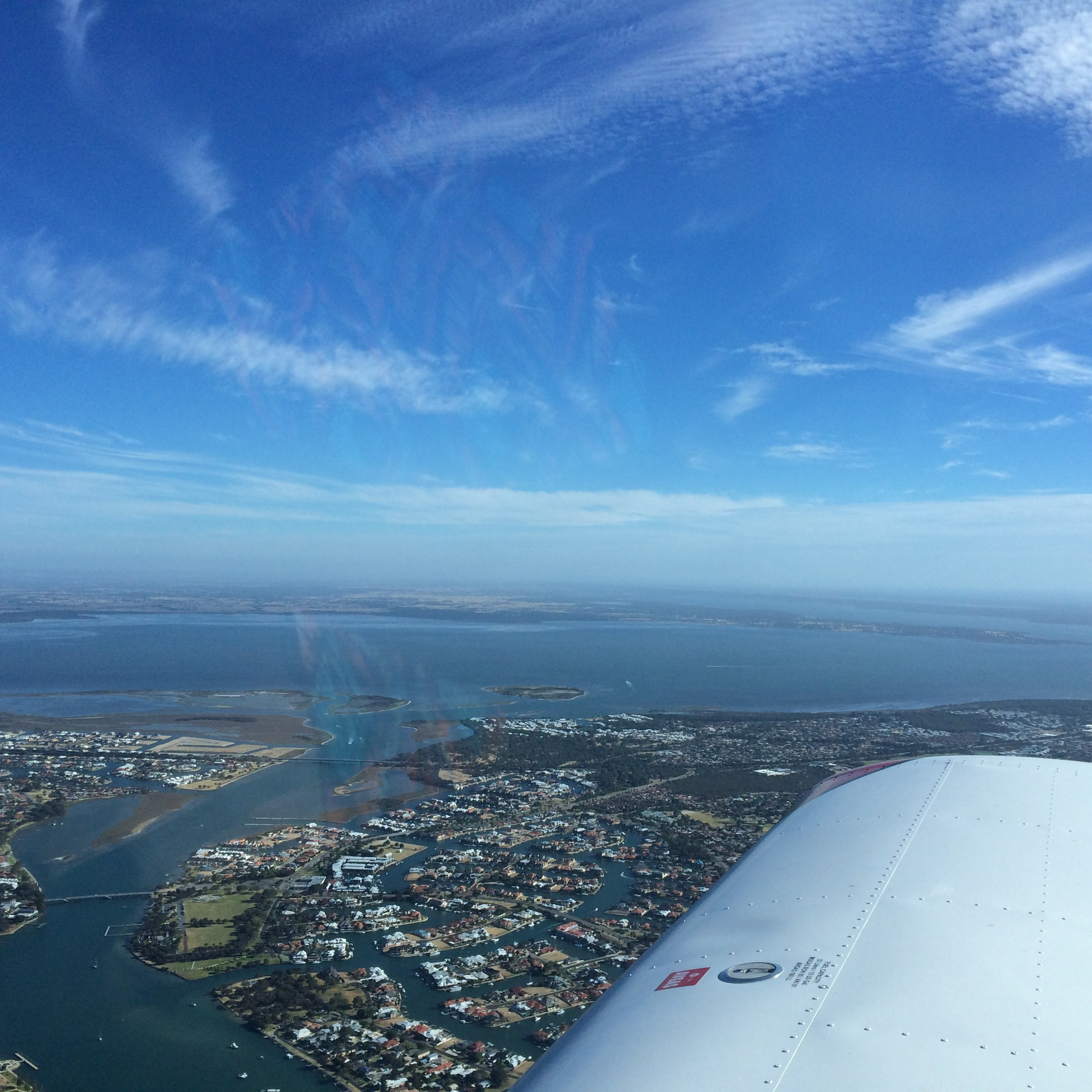 perth flying clubs
