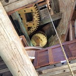 Lily dutch windmill interior