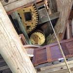 Lily dutch windmill interior
