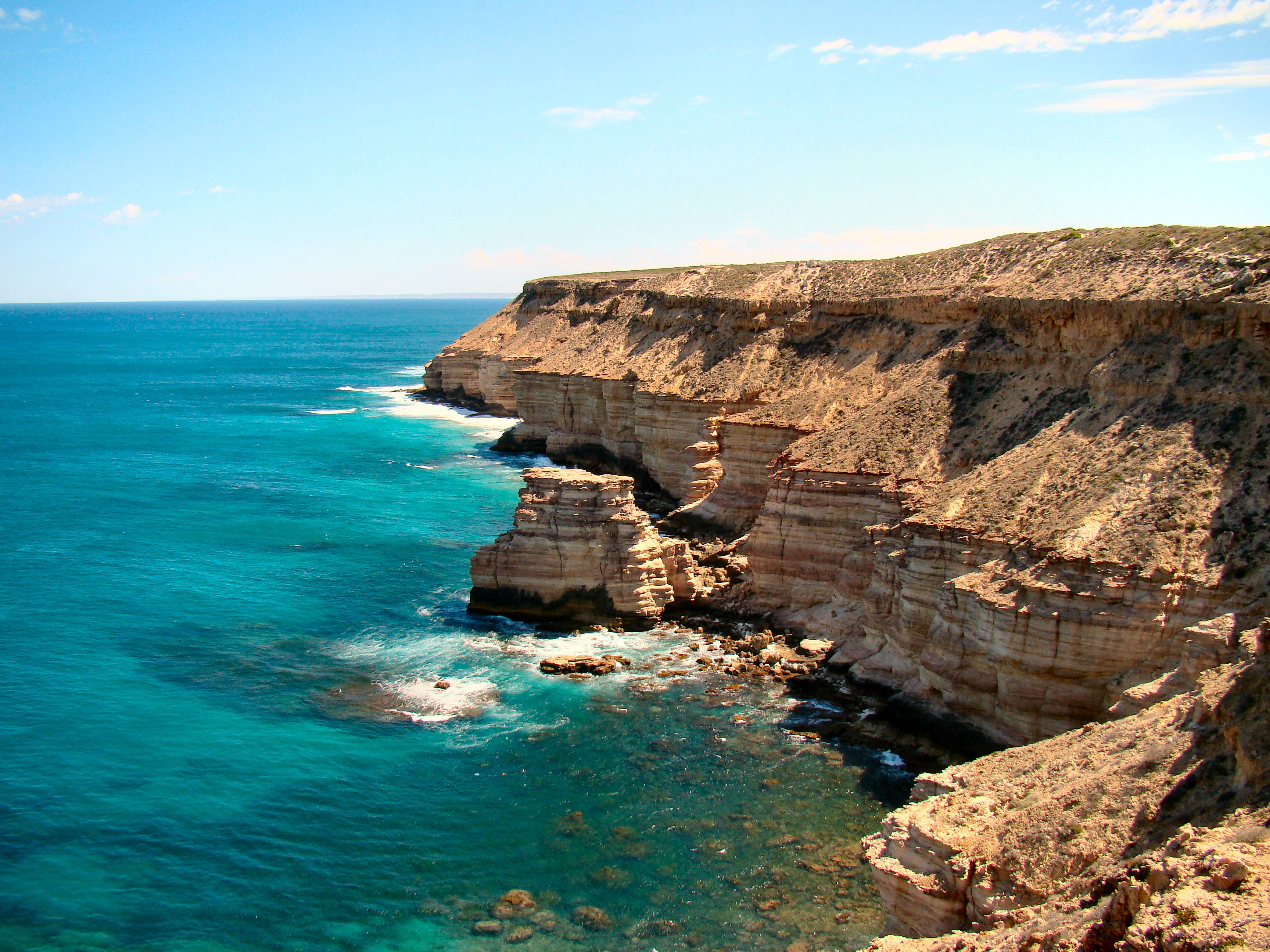 Kalbarri-Town-fly-in-ufc-wa-flying-club-cliffs