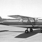VH-KUY at Perth's Jandakot airport in December 1969