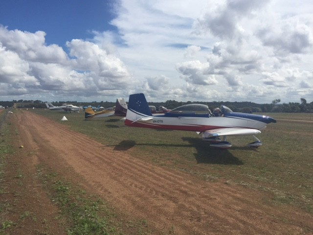 valley view 2015 geraldton northern gully vintage fly in airshow vans row aircraft
