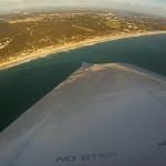 VH-EZT turn over beaches perth