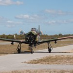 Serpentine SABC SAAA fly in aviation ufc uni flying club jandakot t28 trojan taxi